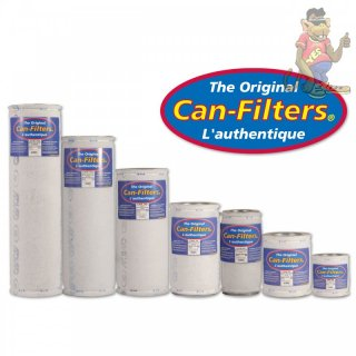 Can Filters LITE 100mm 270mm L 150m³/h-Aktivkohlefilter