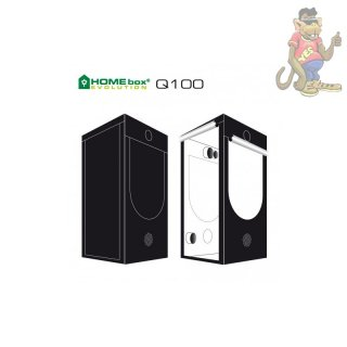 Homebox Evolution Q100 - 100x100x200cm