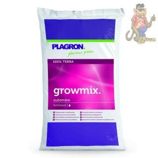 plagron growmix erde mit perlite 50 liter. Black Bedroom Furniture Sets. Home Design Ideas