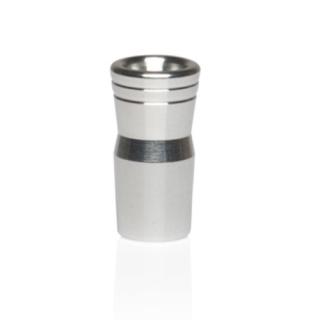 Krass Design - Steckkopf Aluminium 2 Ring - 18.8mm
