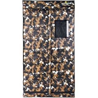 plantaROOM Pro 100 - 100x100x200cm camouflage