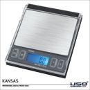 USA Kansas CD - Waage - 500g/0.1g