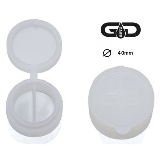 Grace Silikon Behälter für Dabs D:40mm