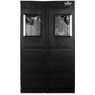 Advanced Black HPS Komplettset - 120 x 120 x 200cm