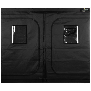 Growzelt Komplettset - Advanced Black HPS - 240 x 120 x 200cm