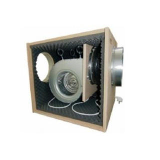 AIRFAN® MDF Softbox 2500m³/h IN:250mm OUT:250mm