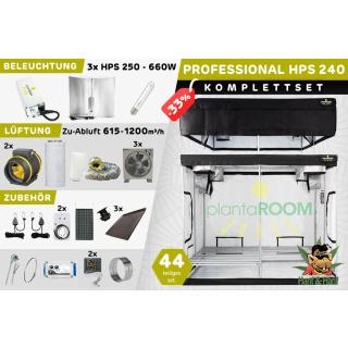 Growbox Komplettset 240