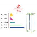 Secret Jardin Hydro Shoot HS60 REV 2.0 60x60x160cm