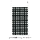 Growzelt Komplettset - Advanced Black LED - 100 x 100 x 200cm