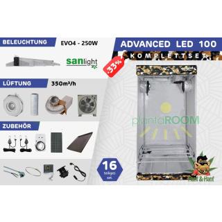 Growbox led 100x100