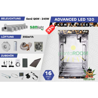 Growbox led 120x120