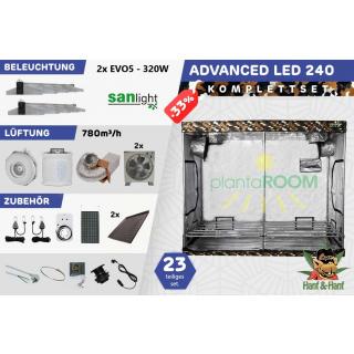 Growbox led 240x120