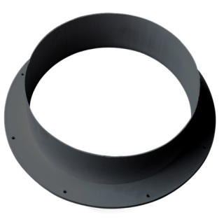 PVC Flansch 200mm