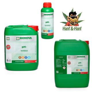 Bio Nova pH- 24,5% Wuchs/Blüte