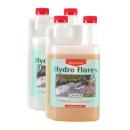 Canna Hydro Flores A+B Set - 1 Liter