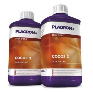 Plagron Cocos A+B Set - 1 Liter