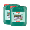 Canna Hydro Flores A+B Set - 5 Liter