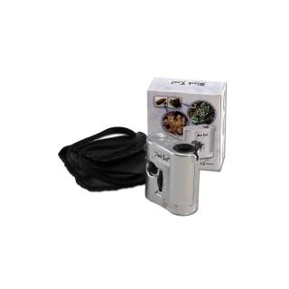 Mikroskop mit LED 60 fach