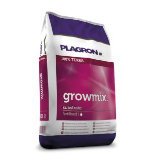 Plagron Growmix Erde mit Perlite 50L