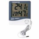 Digi Thermo Hygrometer+ externe Sonde