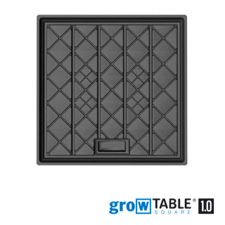 growTABLE Square 1.0