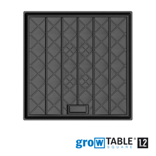 growTABLE Square 1.2