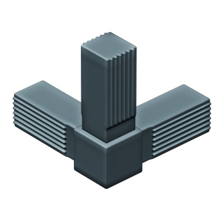 """L+1"" Plugin Connector 25 x 25 x 1,5mm"