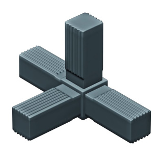 """T+1"" Plugin Connector 25 x 25 x 1,5mm"
