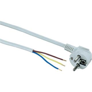 Netzstecker mit Kabel  3 x 1,5mm