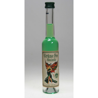 Absinth - Grüne Fee mini - 0.04l