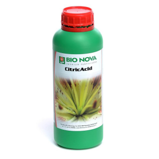 Bio Nova Citric Acid 50% 1-Liter