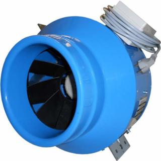 Prima Klima BlueLine Ventilator II 600-1200m³/h; 250mm;...