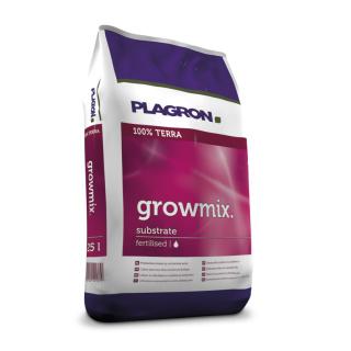 Plagron Growmix Erde mit Perlite 25L