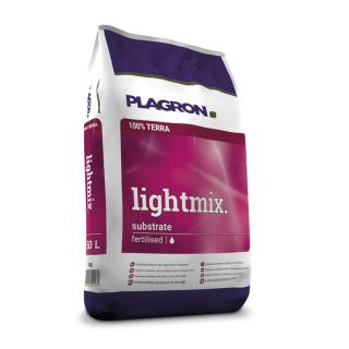 Plagron Erde Lightmix mit Perlite 50L
