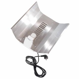CFL Wing Reflektor mit 4m Kabel