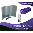Lumatek Set Large - 600 Watt