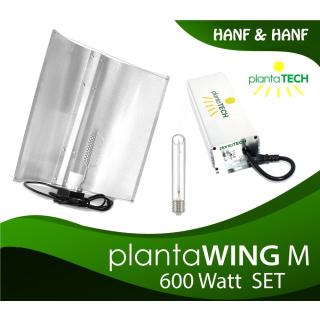 Planta Wing Set M - 600 Watt
