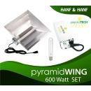 pyramidWING Set - 600 Watt