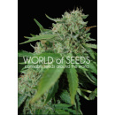 WOS Brazil Amazonia Seeds Pure Origin Collection Seeds 7er