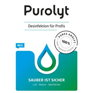 Purolyt Desinfektions Konzentrat, 5L