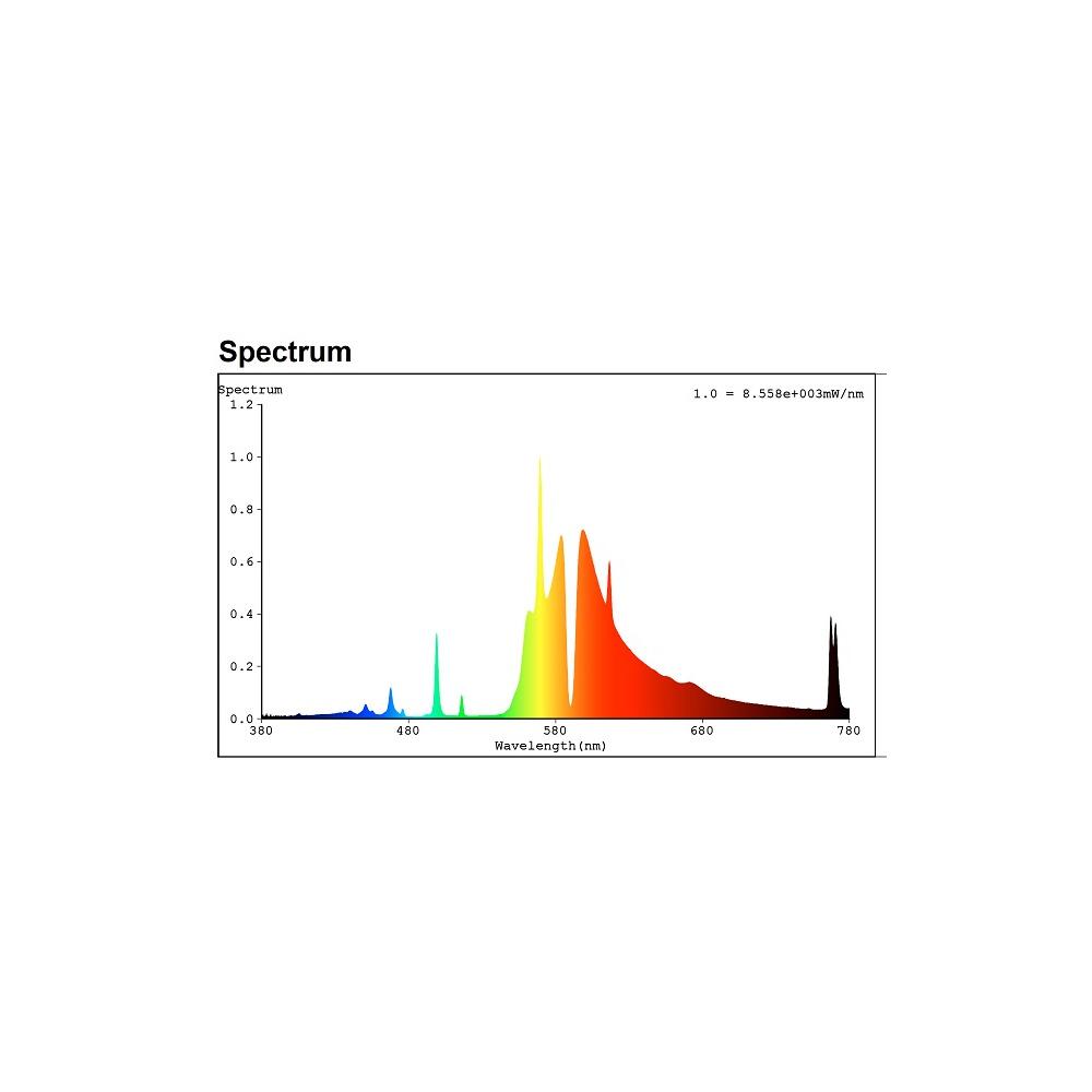 Natriumdampflampe 600W